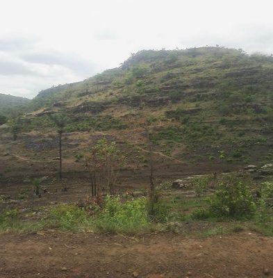 Tronçon Kindia-Conakry, des montagnes. Crédit photo : Mamadou Mouslim Diallo