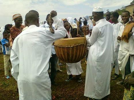 La fête Aid el fitr au village Sigon
