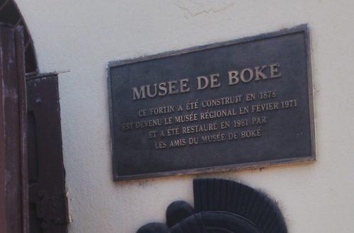 Article : Au musée de Boké, des découvertes fabuleuses !