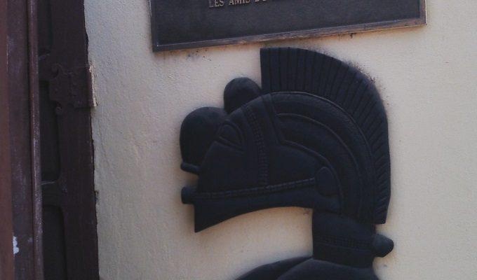 Au musée de Boké
