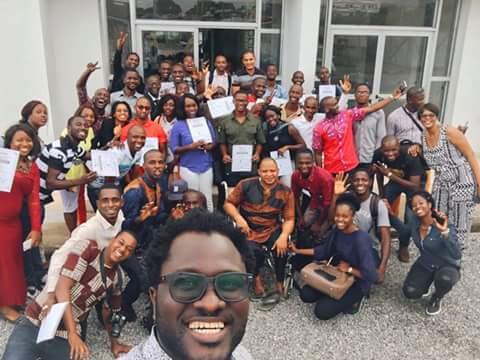 Afrique Media Cybersecurité - Fin de la session Guinée