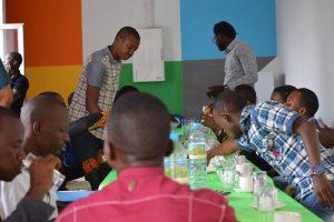 Pause dejeuner - Afrique Media Cybersecurité